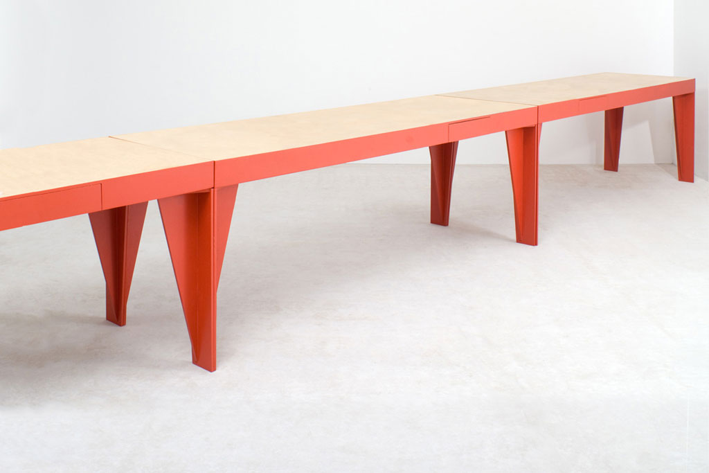 Table system »Leipzig I«